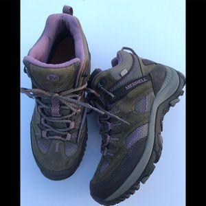 Merrell women hiking boots